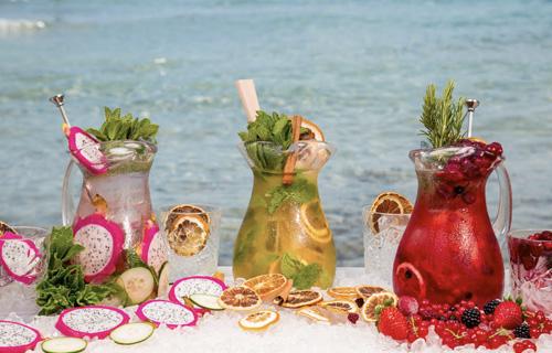 BEBIDAS PLAYA - BEACH DRINKS